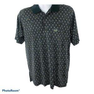 Crocodile Brand Polo Shirt Size Large